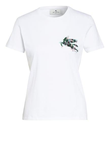 ETRO T-Shirt, Farbe: WEISS (Bild 1)