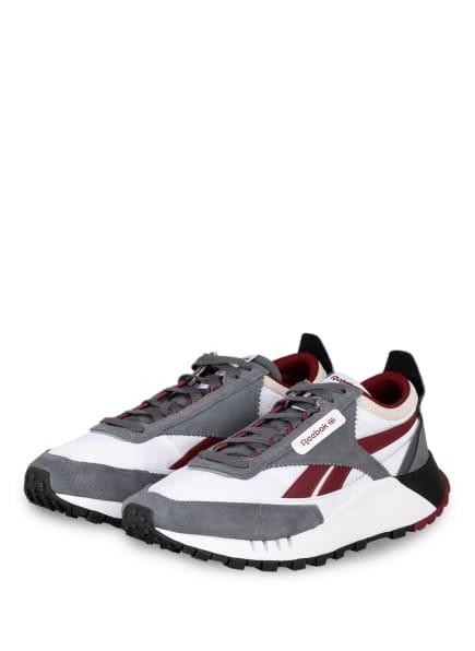 Reebok CLASSIC Sneaker LEGACY, Farbe: WEISS/ GRAU/ ROT (Bild 1)