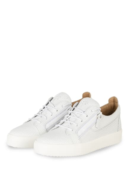 GIUSEPPE ZANOTTI DESIGN Sneaker, Farbe: WEISS (Bild 1)