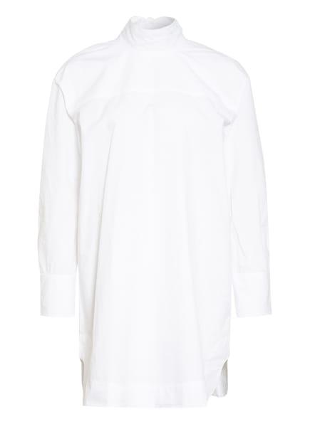 GANNI Blusenkleid, Farbe: WEISS (Bild 1)