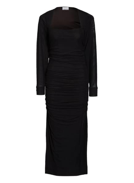 GANNI Kleid, Farbe: SCHWARZ (Bild 1)
