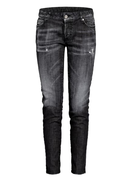 DSQUARED2 Destroyed Jeans, Farbe: 900 (Bild 1)