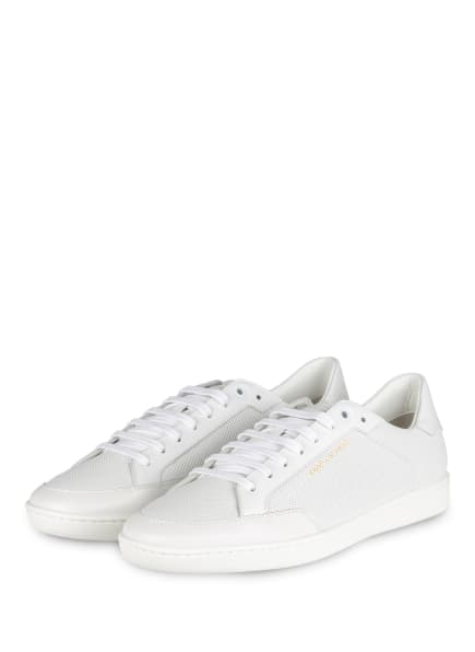 SAINT LAURENT Sneaker COURT CLASSIC SL/10 , Farbe: WEISS (Bild 1)