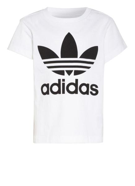 adidas Originals T-Shirt, Farbe: SCHWARZ/ WEISS (Bild 1)