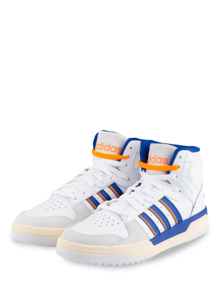 adidas Hightop-Sneaker ENTRAP MID, Farbe: WEISS (Bild 1)