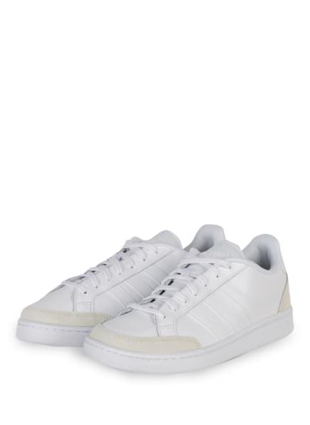 adidas Sneaker GRAND COURT SE, Farbe: WEISS/ CREME (Bild 1)