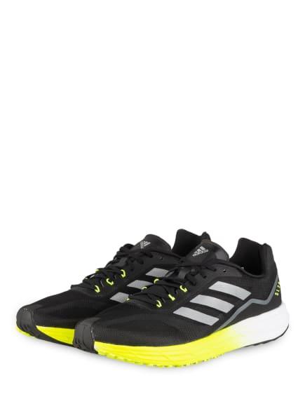 adidas Laufschuhe SL20, Farbe: SCHWARZ (Bild 1)