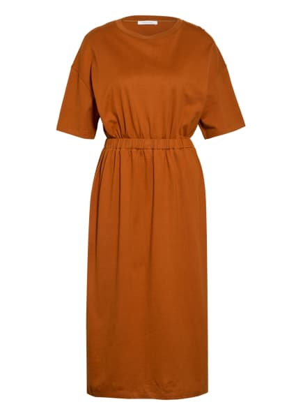 NINETY PERCENT Kleid, Farbe: DUNKELORANGE (Bild 1)