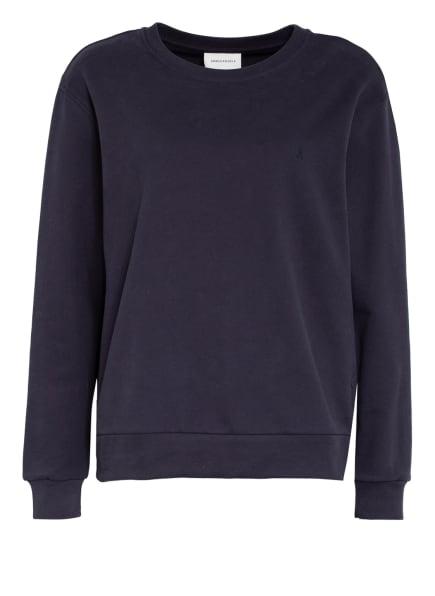 ARMEDANGELS Oversized-Sweatshirt MAATHILDE, Farbe: DUNKELBLAU (Bild 1)