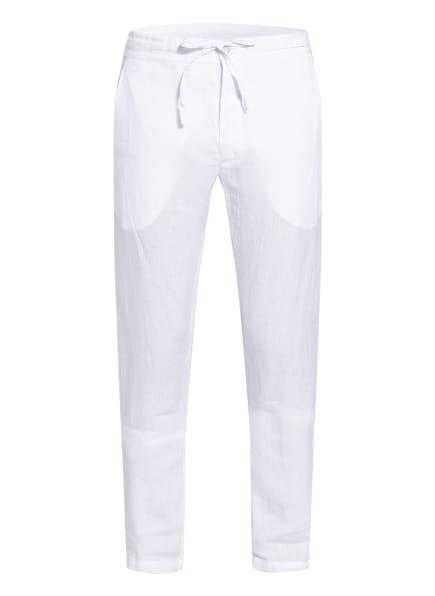 120%lino Leinenhose, Farbe: WEISS (Bild 1)