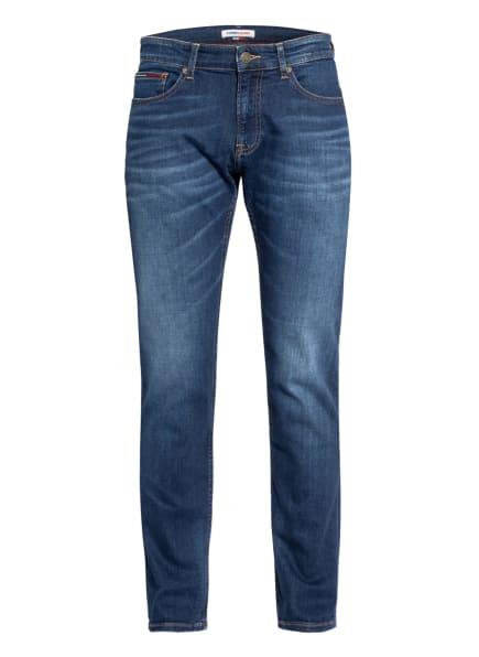 TOMMY JEANS Jeans SCANTON Slim Fit, Farbe: 1BK Aspen Dark Blue Stretch (Bild 1)