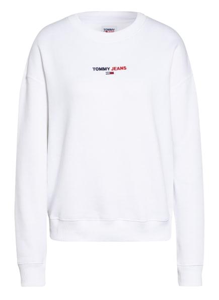 TOMMY JEANS Sweatshirt , Farbe: WEISS (Bild 1)