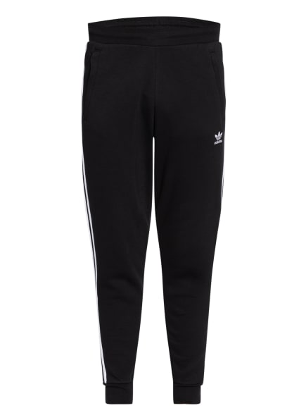 adidas Originals Sweatpants ADICOLOR CLASSICS, Farbe: SCHWARZ/ WEISS (Bild 1)