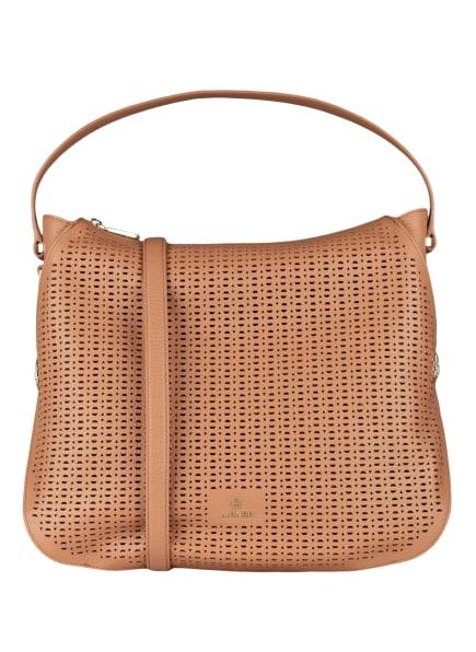 AIGNER Hobo-Bag MILANO, Farbe: NUDE (Bild 1)