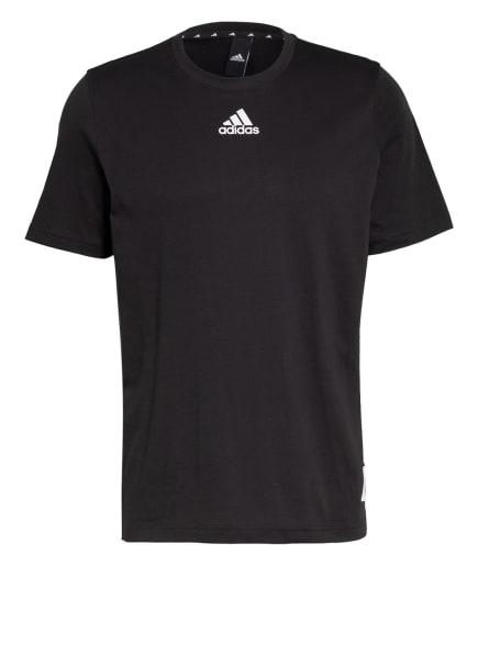 adidas T-Shirt SPORTSWEAR, Farbe: SCHWARZ (Bild 1)