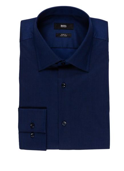 BOSS Hemd JANGO Slim Fit, Farbe: DUNKELBLAU/ BLAU (Bild 1)