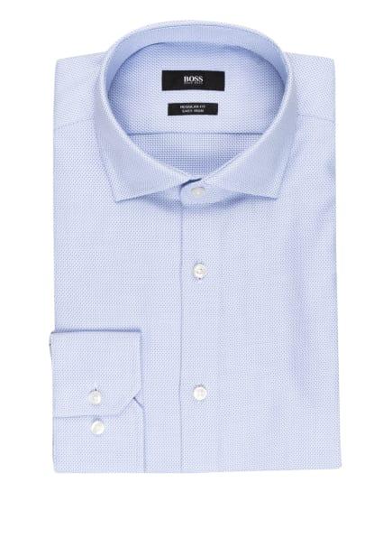 BOSS Hemd GORDON Regular Fit, Farbe: BLAU/ WEISS (Bild 1)