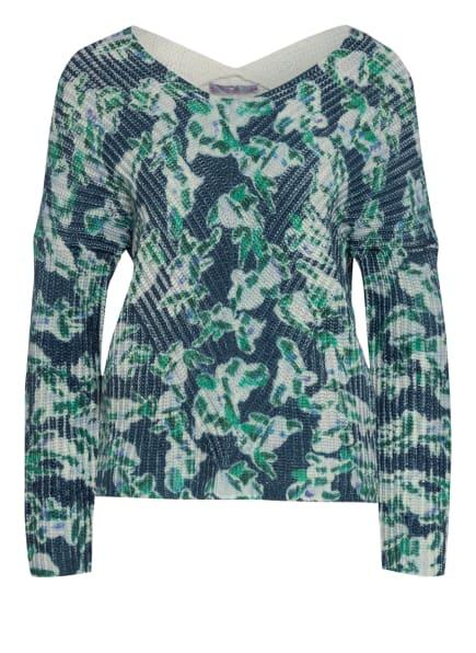 LIEBLINGSSTÜCK Pullover HELLAL, Farbe: PETROL/ GRÜN/ HELLGRÜN (Bild 1)
