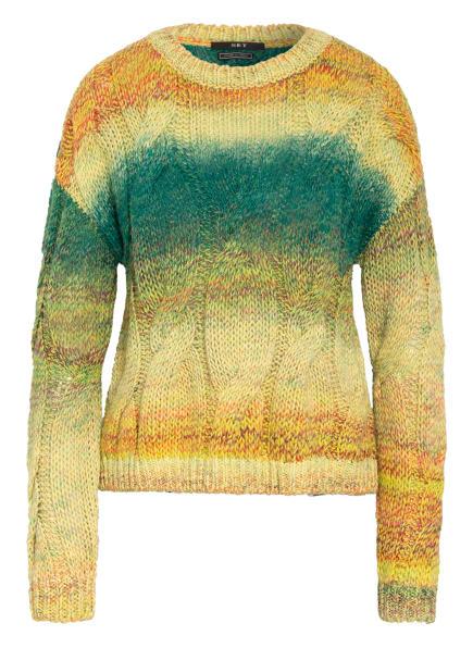 SET Pullover, Farbe: HELLGELB/ DUNKELGRÜN/ ORANGE (Bild 1)