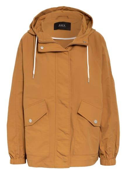 SET Jacke, Farbe: CAMEL (Bild 1)