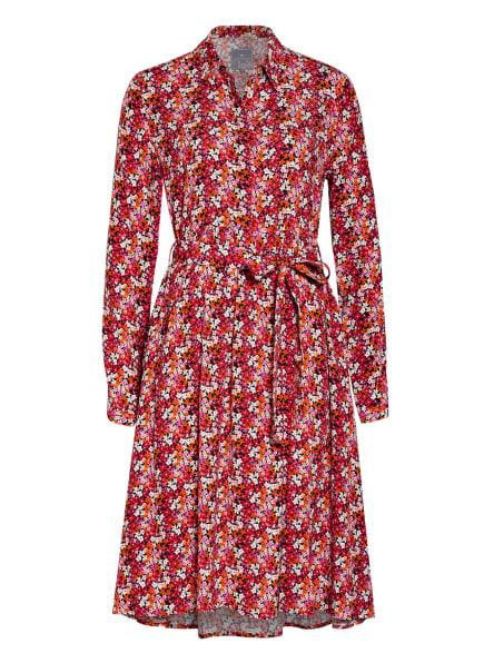 LIEBLINGSSTÜCK Kleid RILA, Farbe: SCHWARZ/ ROT/ PINK (Bild 1)