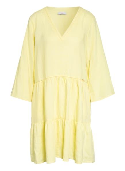 CINQUE Kleid CIELVIDA mit 3/4-Arm, Farbe: GELB (Bild 1)