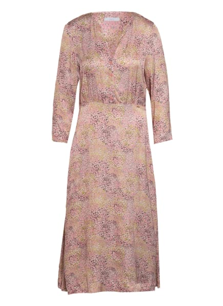 CINQUE Kleid CIINARO mit 3/4-Arm, Farbe: ROSA/ WEISS/ HELLGRÜN (Bild 1)