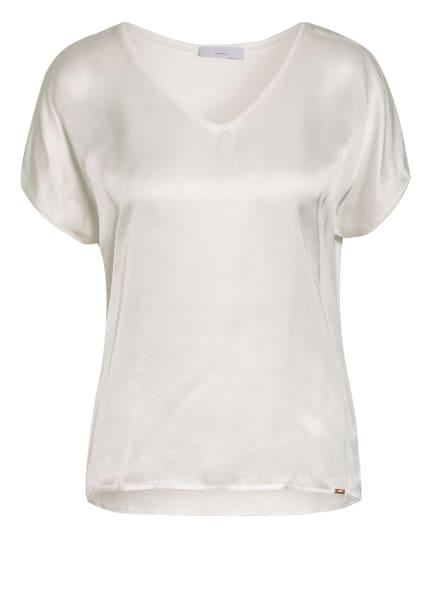 CINQUE T-Shirt CIKARA im Materialmix, Farbe: ECRU (Bild 1)