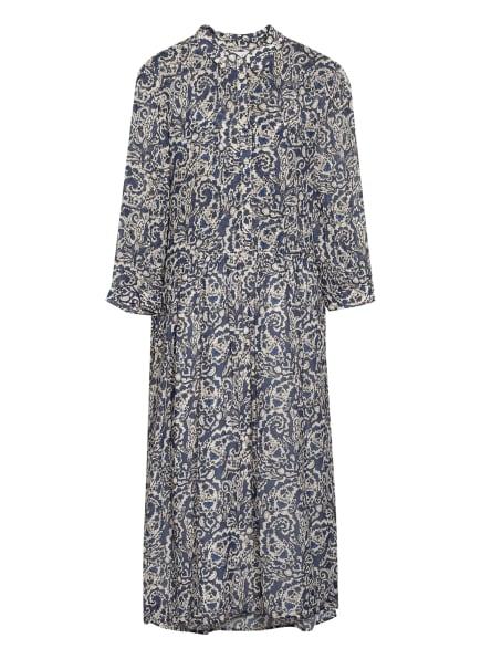 CINQUE Kleid CIDAVIS mit 3/4-Arm, Farbe: DUNKELBLAU/ BLAU/ WEISS (Bild 1)