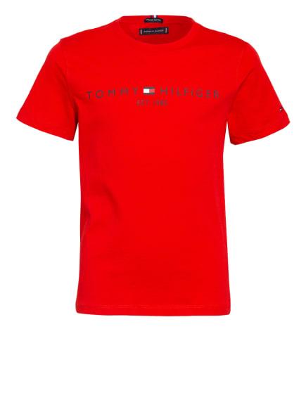 TOMMY HILFIGER T-Shirt, Farbe: ROT (Bild 1)