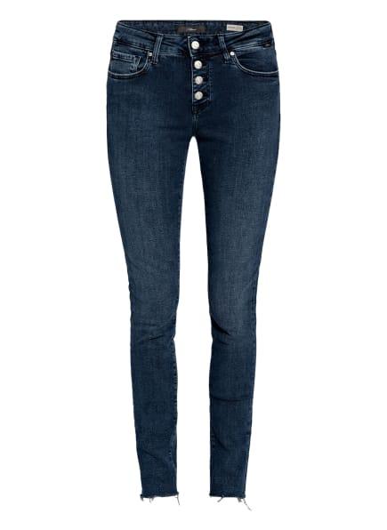mavi Skinny Jeans ADRIANA, Farbe: 32693 dark brushed str (Bild 1)