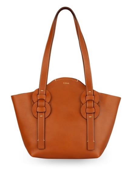 Chloé Shopper DARRYL SMALL, Farbe: 247 CARAMEL (Bild 1)