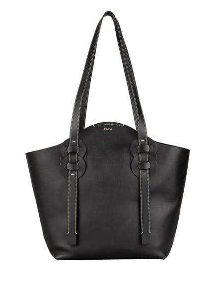 Chloé Shopper DARRYL MEDIUM, Farbe: 001 BLACK (Bild 1)