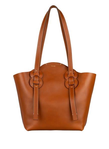 Chloé Shopper DARRYL MEDIUM, Farbe: 247 CARAMEL (Bild 1)