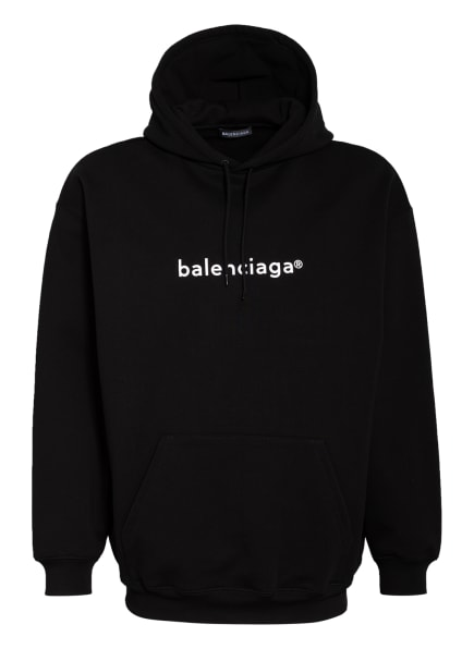 BALENCIAGA Oversized-Hoodie, Farbe: 1070 (Bild 1)