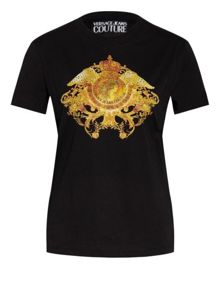 VERSACE JEANS COUTURE T-Shirt, Farbe: SCHWARZ (Bild 1)