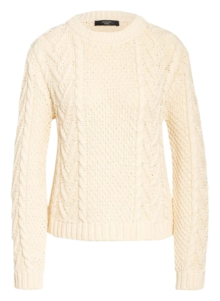 WEEKEND MaxMara Pullover, Farbe: ECRU (Bild 1)