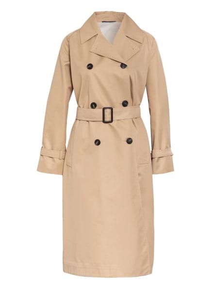 WEEKEND MaxMara Trenchcoat, Farbe: BEIGE (Bild 1)