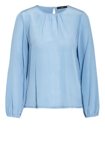 WEEKEND MaxMara Blusenshirt, Farbe: HELLBLAU (Bild 1)