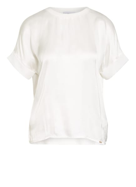 CINQUE T-Shirt CIPHIA im Materialmix, Farbe: ECRU (Bild 1)