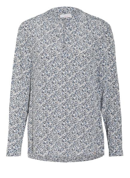 CINQUE Blusenshirt CITAUBE, Farbe: BLAU/ WEISS/ DUNKELBLAU (Bild 1)