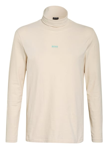 BOSS Rollkragenshirt, Farbe: ECRU (Bild 1)
