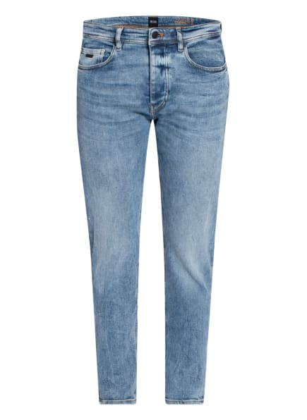 BOSS Jeans TABER Tapered Fit, Farbe: 435 BRIGHT BLUE (Bild 1)