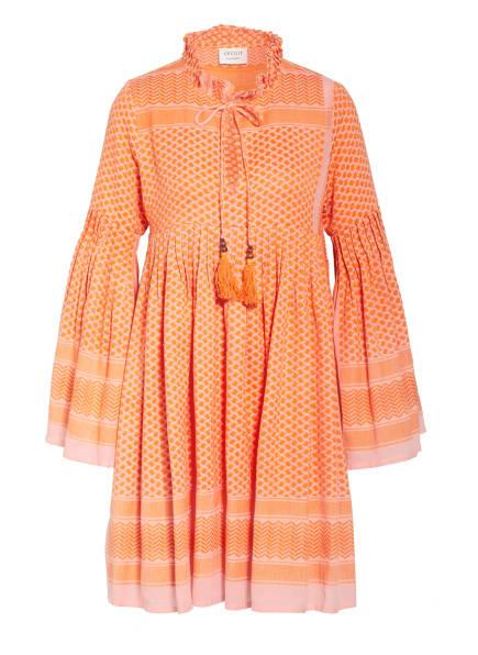 CECILIE COPENHAGEN Kleid SOUZARICA, Farbe: ROSA/ ORANGE (Bild 1)