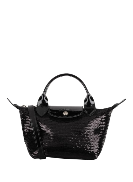 LONGCHAMP Handtasche LE PLIAGE XS , Farbe: SCHWARZ (Bild 1)