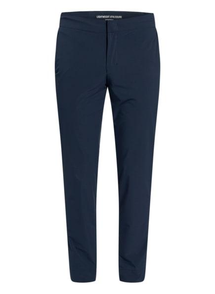 BOSS Hose LAVISH im Jogging-Stil Slim Fit, Farbe: DUNKELBLAU/ HELLBLAU (Bild 1)