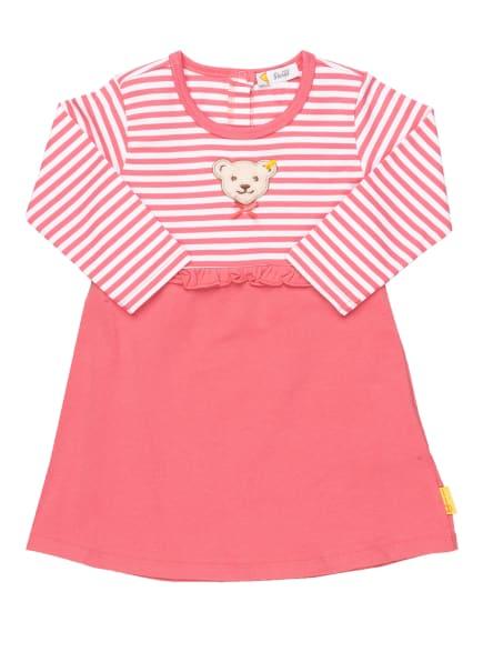 Steiff Kleid , Farbe: ROSA/ WEISS (Bild 1)
