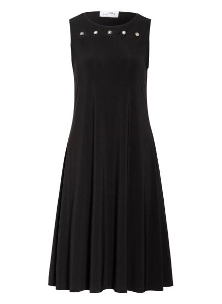 Joseph Ribkoff Kleid mit Volants, Farbe: SCHWARZ (Bild 1)