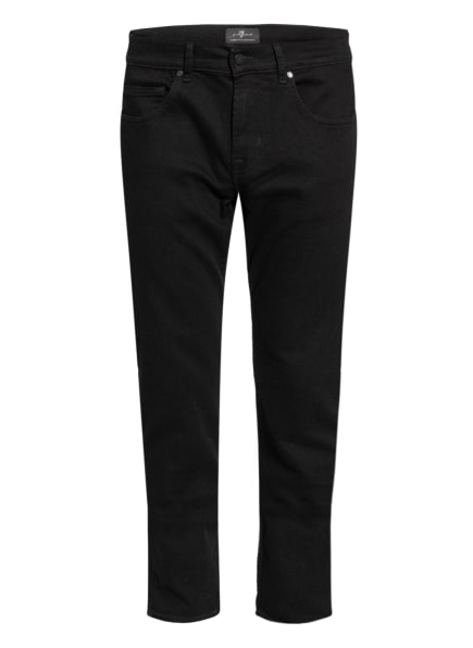 7 for all mankind Jeans Slim Fit, Farbe: BLACK (Bild 1)