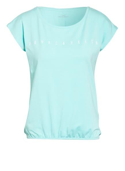 VENICE BEACH T-Shirt, Farbe: MINT (Bild 1)